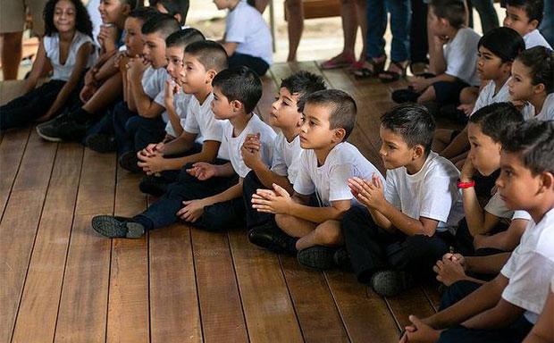 Volunteer in Cost Rica