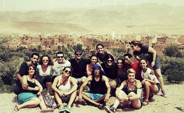 Volunteer Camp Project in Morocco, Africa