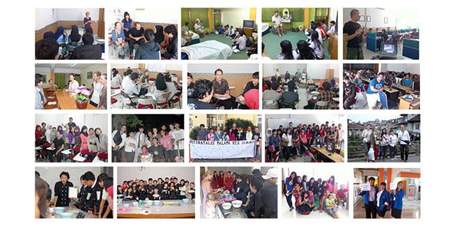 Teach English Indonesia