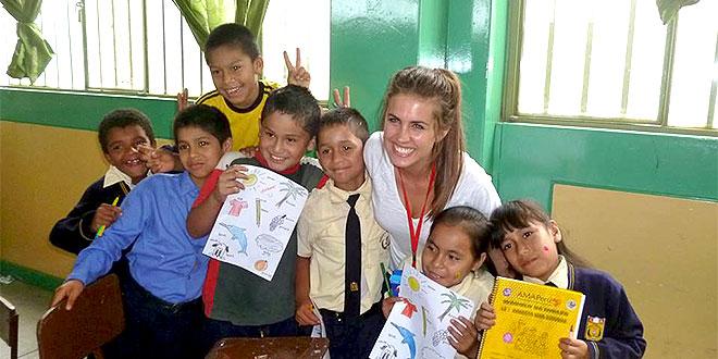 Teach Away in Peru