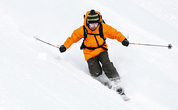 Ski Resort Volunteering Japan