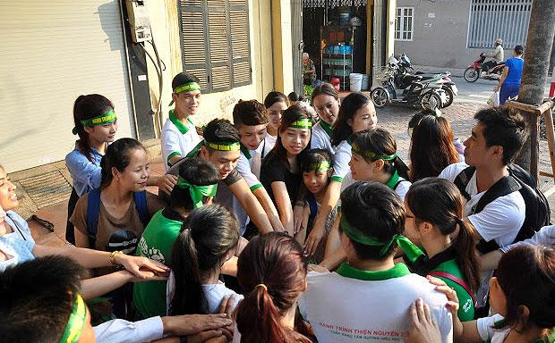 Speak English? Volunteer with us in Vietnam
