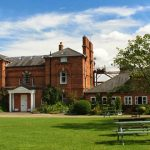 Live in a Meditation Centre in England