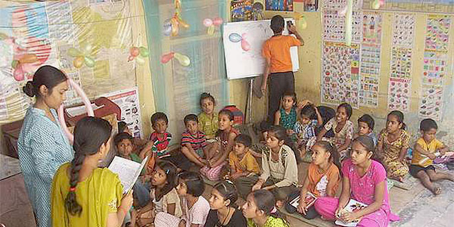 Volunteer with Kids & Women in India