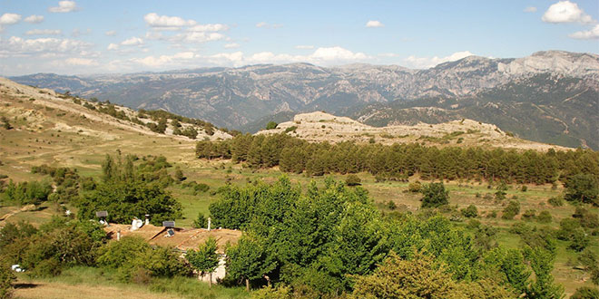 Experience Off-Grid Living Spain