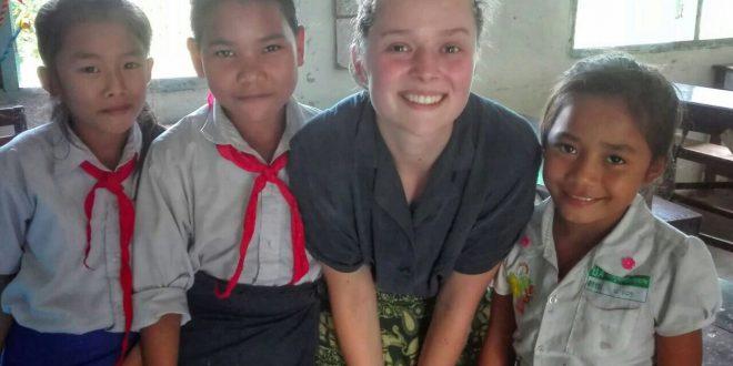 Volunteer Education Projects Enjoy Homestay Laos